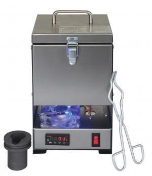 TableTop QuikMelt 10 oz PRO-10 Stainless Steel Melting Furnace