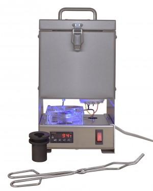 TableTop QuikMelt 10 oz PRO-10 Melting Furnace - Stainless Steel