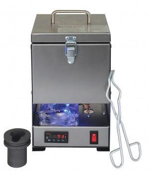 TableTop QuikMelt 30 oz PRO-30 Melting Furnace - Stainless Steel
