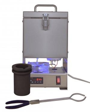 TableTop QuikMelt 60 oz PRO-60 Melting Furnace - Stainless Steel