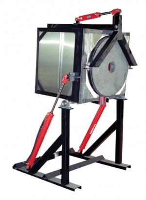 #400 Tilting Electric Furnace 120 V