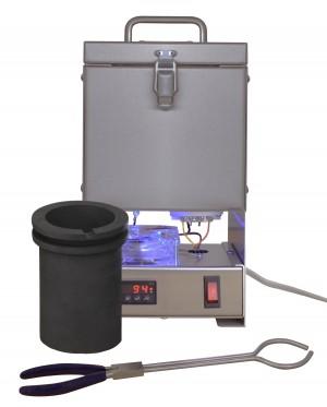 TableTop QuikMelt 120 oz PRO-120 Melting Furnace - Stainless Steel
