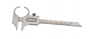 Boley Style Caliper/Gauges w/ a 1-100 mm Range