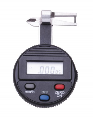 20 mm Black Digital Gauge