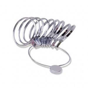 Large Bangle Bracelet Measuring Tool w/ Sizes 19-27