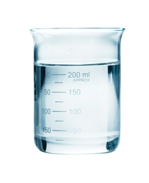 250 Milliliter Low Form Borosilicate Glass Beaker