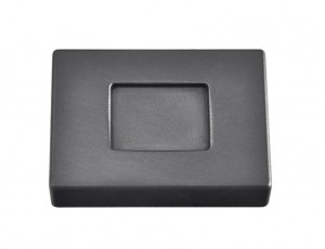 1/2 Troy Ounce Gold Rectangular Graphite Ingot Mold