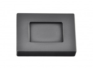 1 Troy Ounce Gold Rectangular Graphite Ingot Mold