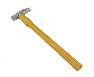 "9"" Double-Sided Chisel and Flat Head Hammer"