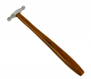 "9-1/4"" Mini Narrow Raising Hammer"