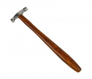 "9-1/4"" Mini Planishing Hammer"