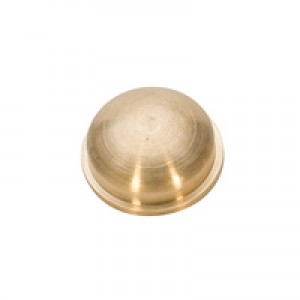 Rounded Brass Insert