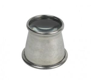 Aluminum Eye Loupe No. 1-1/2