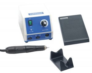 """Foredom High Speed Rotary Micromotor Kit, (1/8"""") Collet - K.107018"""
