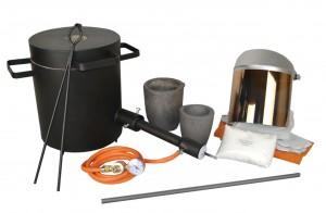 "The 4 Kg ""Melter's"" Propane Furnace Kit"