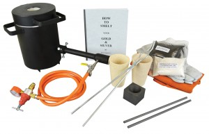 The 4 Kg Refiner's Propane Furnace Kit