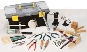 Jeweler's Hand Tool Set - Jewelry Making Kit