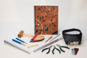 Advanced Wire Wrapping Jewelry Tool Kit