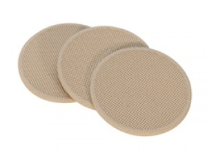 Set of 3 Ceramic Inserts