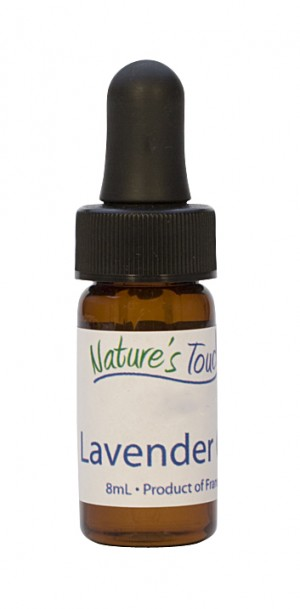 Lavender Oil (0.25 Fluid Ounces) - 8 Milliliters