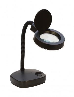 "5X Magnifying Gooseneck Lamp w/ a 4"" Lens"
