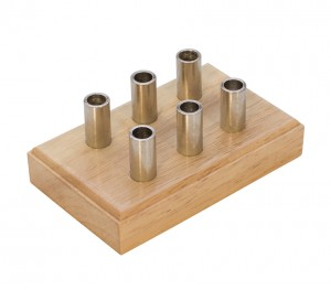 Wooden Mandrel Stand