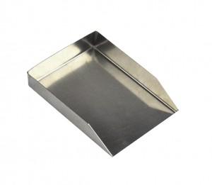 """1-3/4"""" x 1-1/4"""" Gemstone and Diamond Shovel Prospecting Scoop - Size No. 1"""