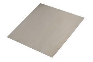 "6"" x 6"" Nickel Silver Sheet - 24 Gauge"
