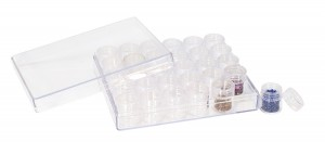 30-in-1 Plastic Storage Containers
