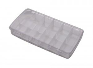 12 Compartment Storage Box w/ Lid