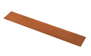 "1"" x 6"" Copper Anode for Electroplating Metals"