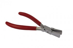 "6-1/2"" Duck-Billed Forming Pliers"