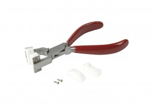 "6"" Forming Pliers w/ Nylon Jaws and a Replacement Pair"