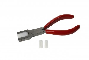 """6"""" Nylon Ring Holding Pliers w/ Replaceable Jaws"""
