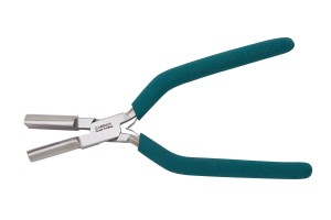 "6-3/4"" Large Half-Round Mandrel Pliers"