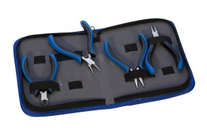 "5"" 4 Piece 2K Ecco Ergonomic Plier Set"