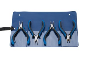 "5"" 4 Piece Ecco Ergonomic Plier Set"