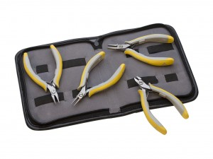 4 Piece Lindstrom EX Plier Kit