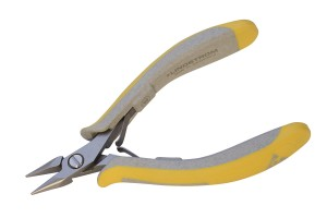 "5-1/4"" Short Chain Nose Lindstrom Pliers"