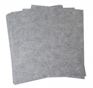 10/Pk 3M Gray Wet or Dry Tri-M-Ite™ Polishing Papers - 15 Micron 600 Grit