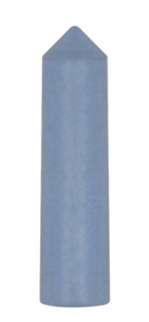 Silicone Polishers Unmounted - Fine (Light Blue) Bullet, Pk/100