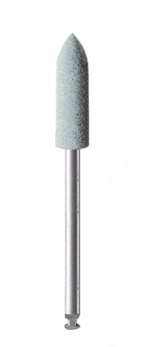 Platinum Polisher Bullet, Medium, Mounted - Pack of 100