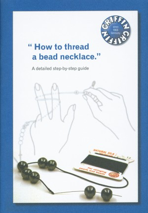 How to Thread a Bead Necklace Guide