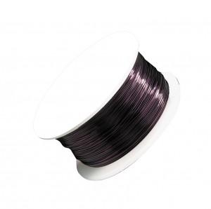 28 Gauge Purple Artistic Wire Spool - 40 Yards