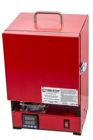 RapidFire Pro-LP Programmable Furnace - Red