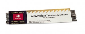 Relentless™ Sawblades 4/0