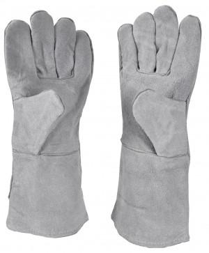 "13"" Heat-Resistant Cowhide Melting Furnace Gloves"