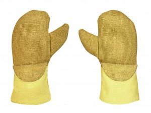 """14"""" PBI Nomex Kevlar® Mittens w/ Flextra Cuff"""