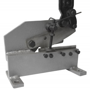 """6"""" Value Line Guillotine-Style Bench Shear"""