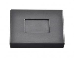 5 Gram Silver Rectangular Graphite Ingot Mold